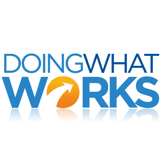 Doingwhatworks
