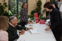 2017 book signing